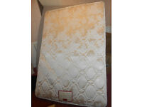 Flexiform Comfort Double Mattress - Like New - Free Delivery