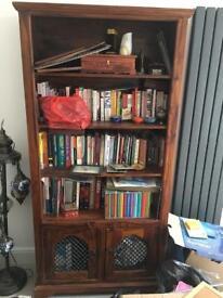 Indian handmade bookshelf