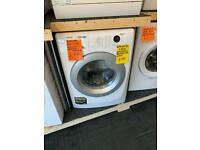 New 9kg ld white Zanussi 1400 spin washer