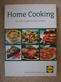 Home Cooking book