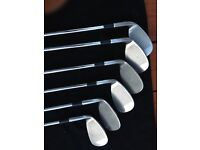 Seve Ballesteros iron set 6-SW