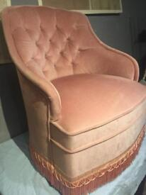 Pink Nursing Chair