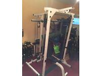Body-Solid Smith Machine/Gym Equipment. The