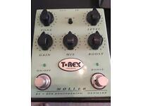 T REX Moller Guitar Overdrive RARE V1