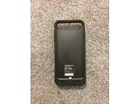iPhone 7 battery charging case