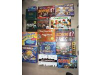 15 Family board games