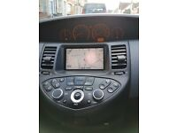 Nissan Primera 1.8 SAT-NAV and Reverse camera.full specs SX model