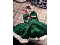 Ann summers elf fancy dress 12/14