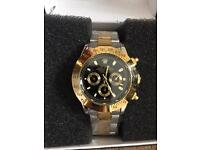 Rolex daytona automatic SEE PHOTOS CAN DELIVER TODAY OR POST £40