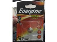 Energizer 1620 Lithium 3V Car Key battery
