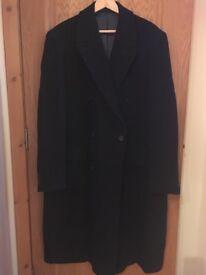Woollen Men's Overcoat
