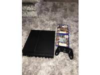 PS4 500gb gta battlefield