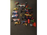 Amazing Nerf Gun Collection!