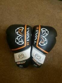 Rival rs2v 14oz pro sparring gloves