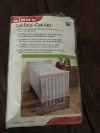 Cot bed - cat net