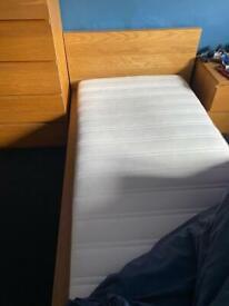 Single Bed, MALM Ikea