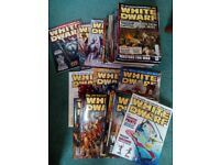 38 White Dwarf magazines from 2004-2009 includes issue 300 Warhammer Games Workshop