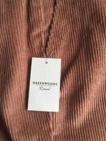 Brand new men's cord trousers