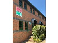 Office space to rent - Long Lease, Parking, CCTV, Thameslink Rail
