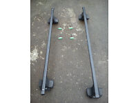 Ford Fiesta roof bars, Thule.