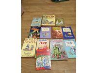 Selection of children favourite books