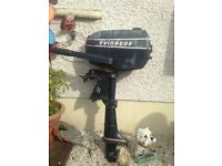 Boat outboard 4hp