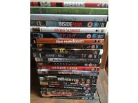 DVDs movies over 30 some new complete bargain