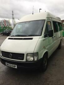 15 seater,VW LT 2004,2.5 Diesel,MOT UNTIL 2018.03