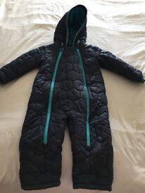 Boys snow suit 18-24months