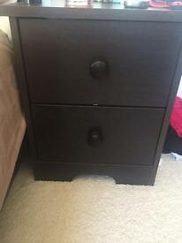 Full set of bedroom furniture for sale £175 ONO