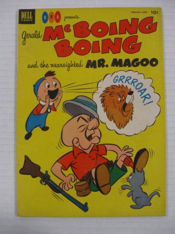 GERALD MCBOING BOING & MR. MAGOO #3 FN-