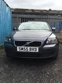 Volvo S40 1.6 diesel with MOT till end of March