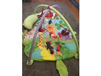 Mamas & Papas Jungle Baby Gym/Mat RRP £60 (will deliver)