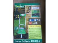 Florabest Garden Cultivator FGH 710 A1 - New in box