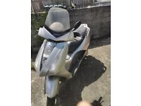 Honda Pantheon 125cc MOT UNTIL FEB