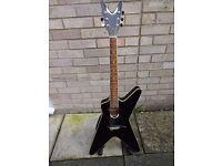 Dean MLcoustic acoustic guitar