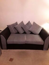3 & 2 seater sofa for sale, 6 months old