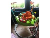 Fisherprice Jumperoo - Excellent condition, almost good as new