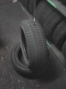 205/60/16 (2 matching) Winter UNIROYAL TIGER PAW ICE AND SNOW Tires, include installation, , 7mm tread