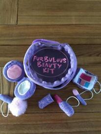 Build a bear beauty kit