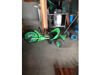 2 x Green Machines