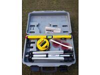 DIY laser level kit