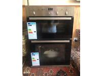 NEW NEFF DOUBLE ELECTRIC OVER FULLY WORKING RRP £819