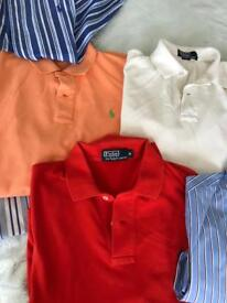 Ralph Lauren Polo, Party Shirts and Jumpers