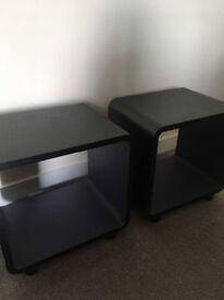 Ikea bedside units/tables