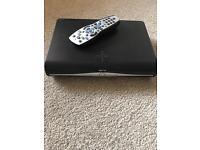 Sky HD Plus box and remote