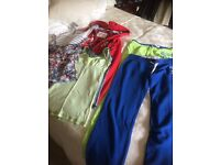 Abercrombie and Fitch/ Hollister Women's Size 8 Clothes Bundle