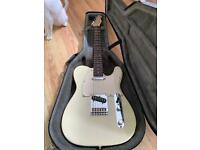 Fender squier telecaster standard series electric guitar sell trade swap