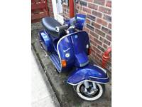 Vespa px125 disc not lml or lambretta