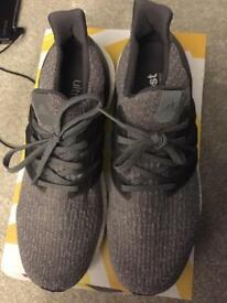 Adidas Ultra Boost trainers size 8